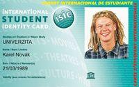 ISIC Slevy pro studenty