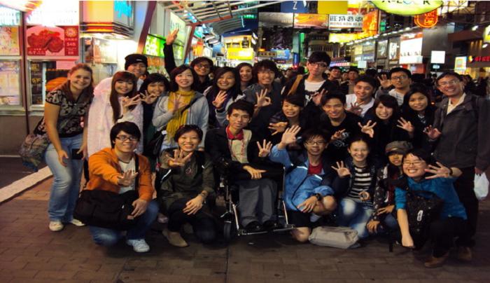 FOTO: Studenti v Číně