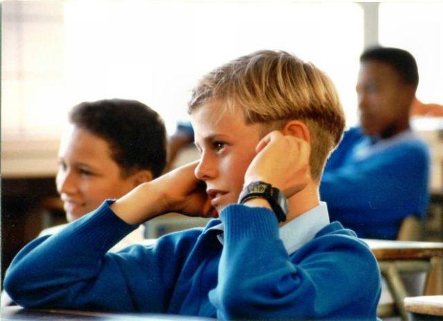 FOTO: Školní uniformy
