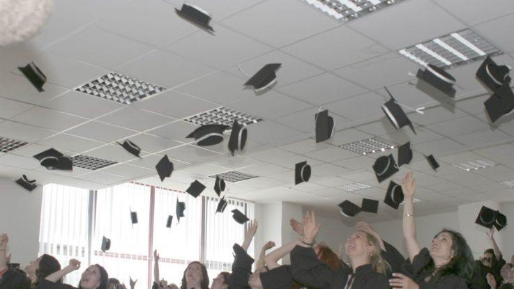 FOTO: Studenti VŠ