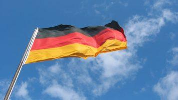FOTO: Vlajka Německa