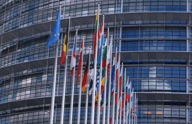 FOTO: Vlajky EU