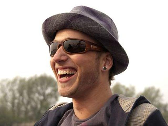 FOTO: Student s úsměvem