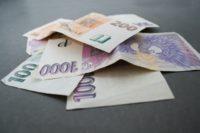 FOTO: Peníze