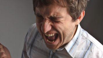 FOTO: Vztek