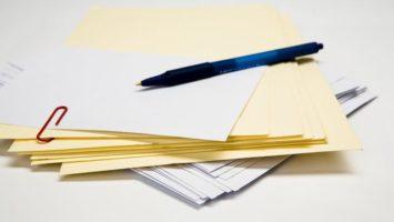 Jak nadepsat obálku