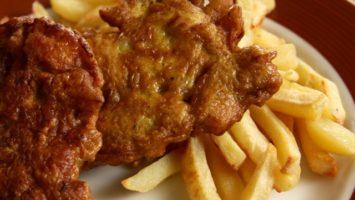 Recept na kuřecí placičky