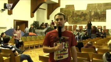 FOTO: Studentská televize UP - reportáž