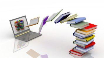 FOTO: učebnice v současném školství