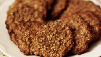 FOTO: Kávové domácí sušenky