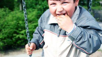 FOTO: Obezita dětí