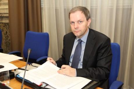 FOTO: Ministr Marcel Chládek