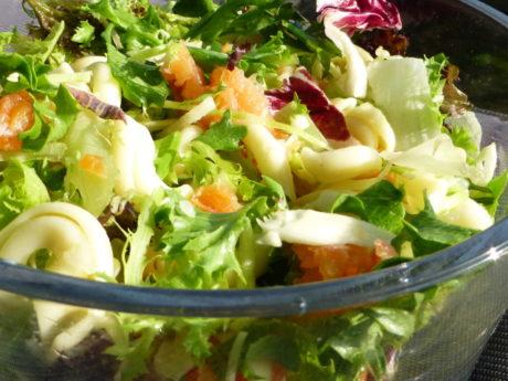 FOTO: Těstovinový salát