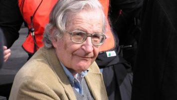 FOTO: Noam Chomsky