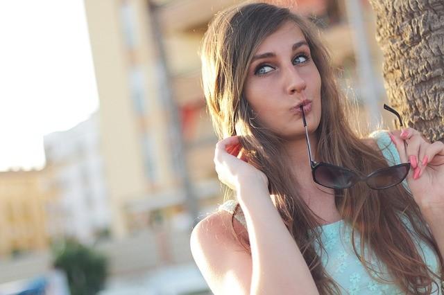 FOTO: Dívka