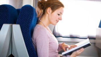 FOTO: Cestování vlakem