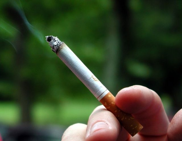 FOTO: Cigareta