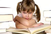 FOTO: Dítě učení