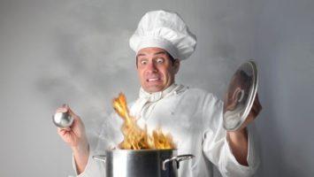 FOTO: Vaření