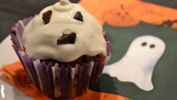 FOTO: Halloweenské muffiny