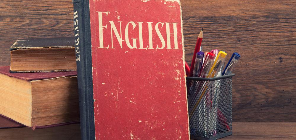 FOTO: Učebnice angličtiny