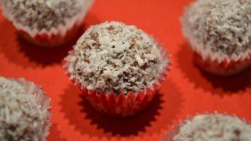 FOTO: Kakaové kuličky