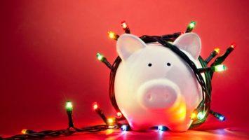 FOTO: Peníze na Vánoce