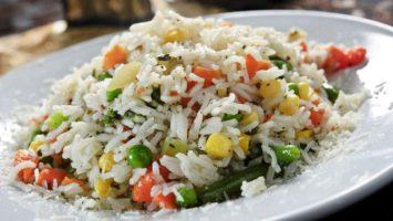 FOTO: Rizoto, zbytky rýže, smažená rýže