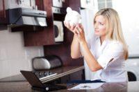 FOTO: Jak vyjít s výplatou