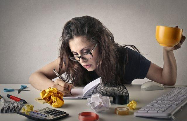 Jak zvládat stres, student jako osvč