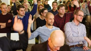 FOTO: Soutěž pro studenty - Social Impact Award