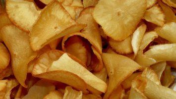 FOTO: Chipsy ze slupek