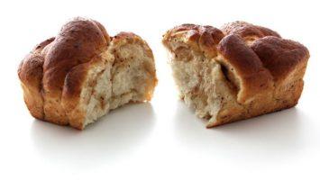 FOTO: Chlebová buchta