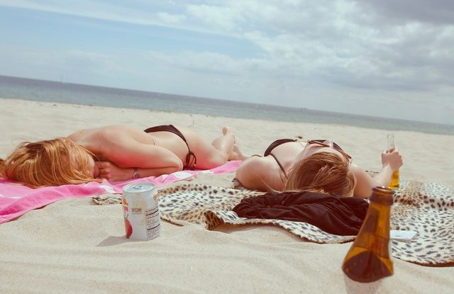 Léto u moře