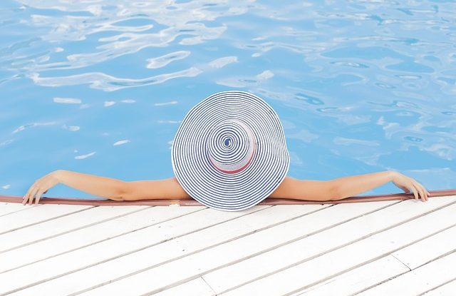 Bazén a vedro