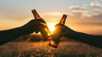 FOTO: Pivo ráno
