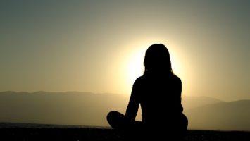 FOTO: Meditace