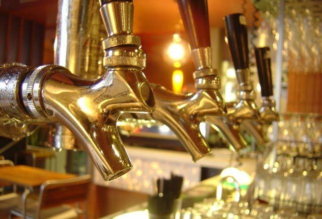 FOTO: Výčep, pivo