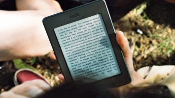FOTO: Čtečka elektronických knih