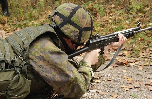 Jak se dostat do armády ČR