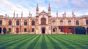 Jak se dostat na Cambridge