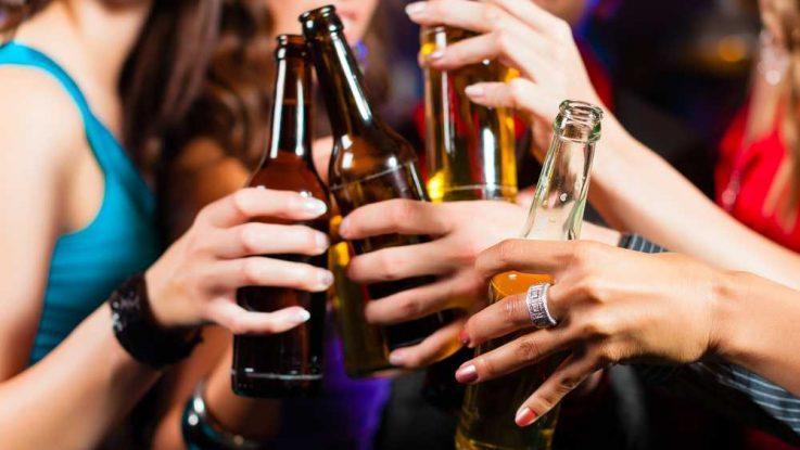 Důsledky pití alkoholu