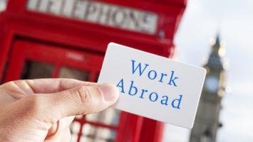 Jak si najít práci v Anglii