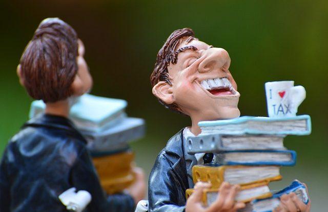 vrácení daní studentům, Jak získat zpět daně z příjmu, jak mi vrátí daně