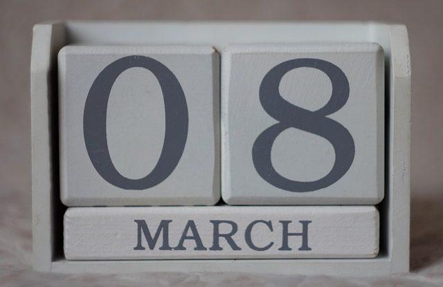 Jak správně napsat datum v angličtině