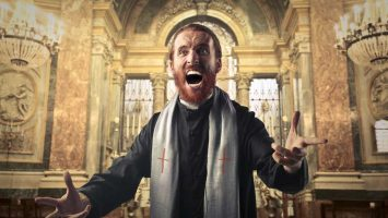 Kněz psychopat