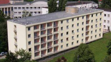 Vysokoškolské koleje ve Zlíně, Štefánikova