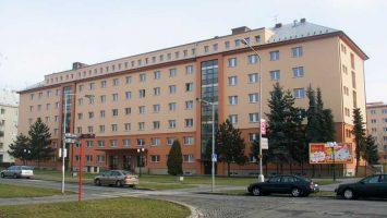 Studentské koleje v Olomouci kolej 17. listopadu UPOL