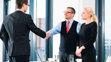 Jak se správně chovat na pohovoru