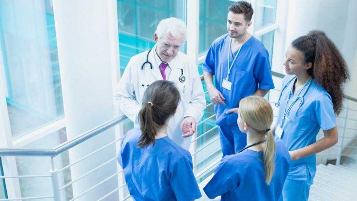 Jak vystudovat medicínu